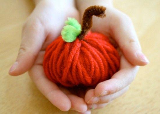 Little Apple Yarn Favors