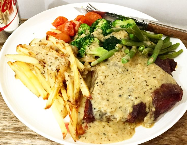 Syn Free Creamy Peppercorn Sauce - Slimming World