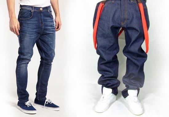 Детские джинсы кирпич облицовочный коричневый