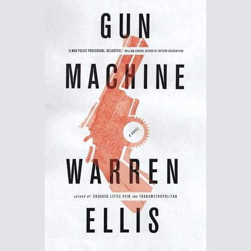 """Tumblr for the Warren Ellis book """"Gun Machine"""" . A novel idea."""