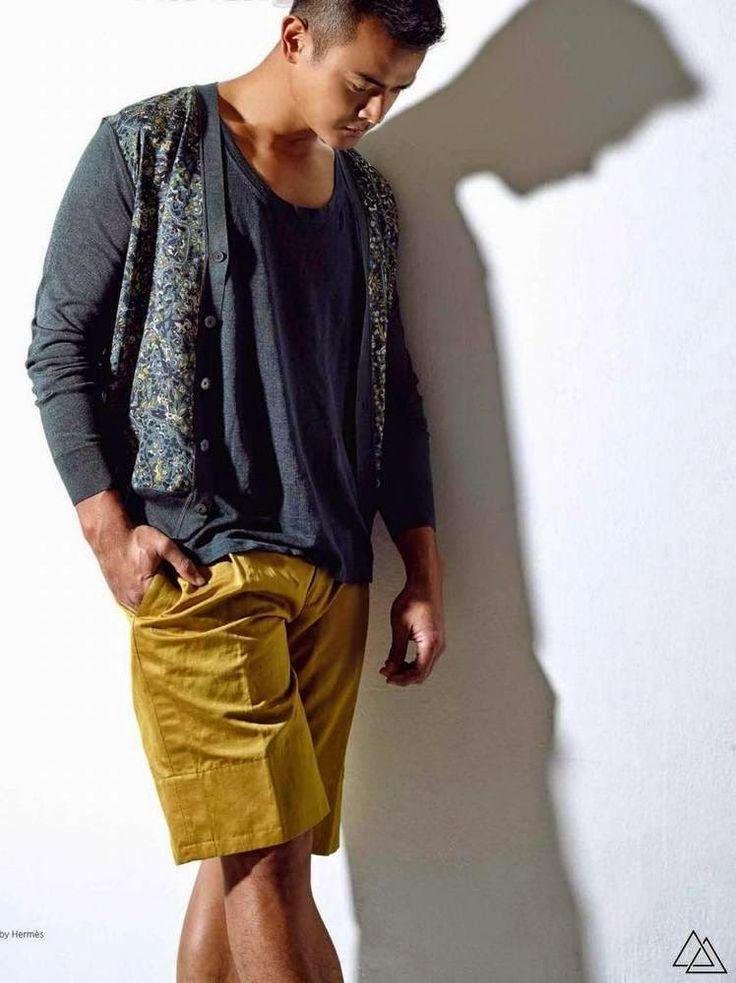 Dion Wiyoko para DAMAN Magazine