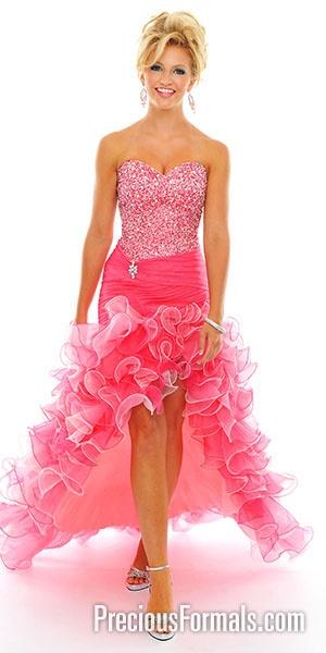 prom dress in mind