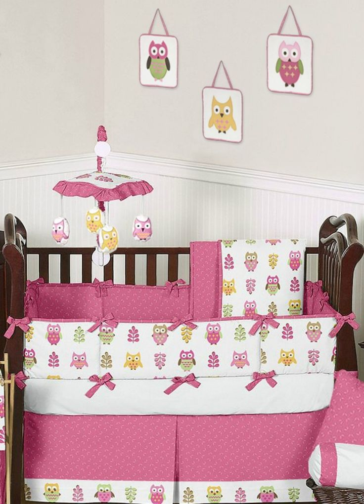 Baby Owl Bedroom Set: 166 Best Images About Ultimate Baby Nursery Ideas On Pinterest