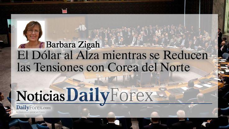 El Dólar al Alza mientras se Reducen las Tensiones con Corea del Norte   EspacioBit -  https://espaciobit.com.ve/main/2017/08/30/el-dolar-al-alza-mientras-se-reducen-las-tensiones-con-corea-del-norte/ #Forex #DailyForex #Dolar #CoreaDelNorte #ONU #UN