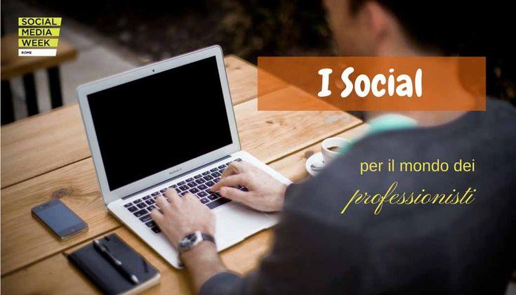 Quanto sono importanti e necessari i Social per i professionisti? L'opinione di alcuni pionieri. #smm #avvocato #commercialista #social