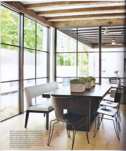 Always Liked The Donghia Chairs
