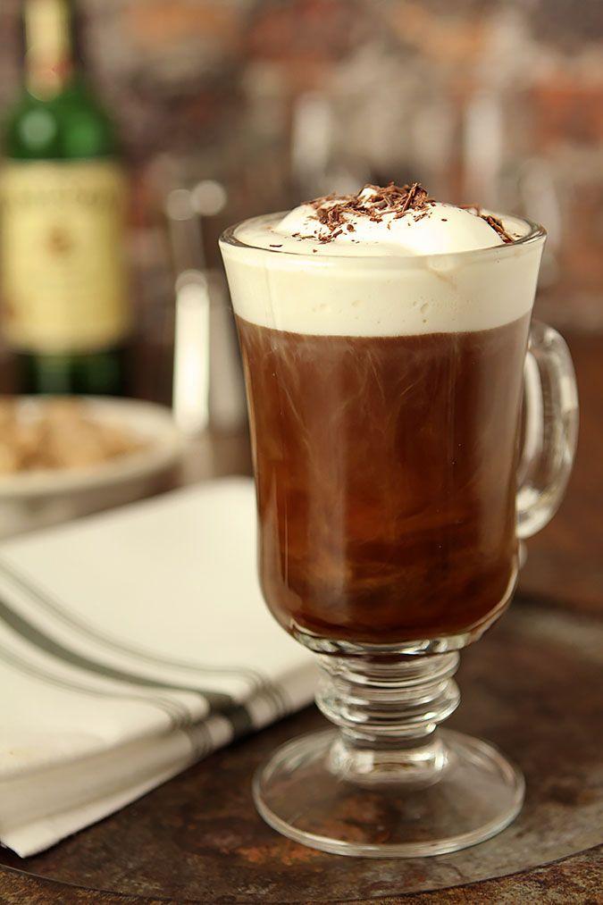 "Image result for irish coffee pinterest"""