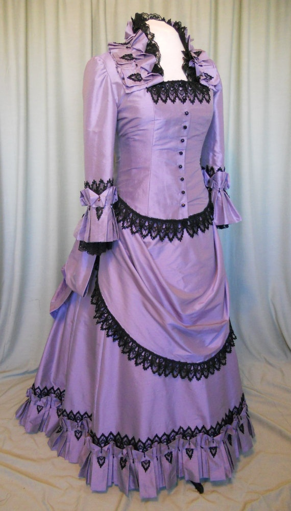 17 Best images about Victorian Steampunk Gothic Bustle ... Victorian Bustle Gowns