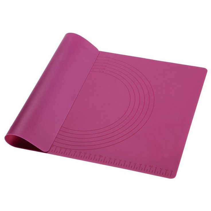 Xavax Silikon Backfolie Dauerbackfolie Ausrollmatte Antihaft »eckig, 45 x 32 cm zuschneidbar«
