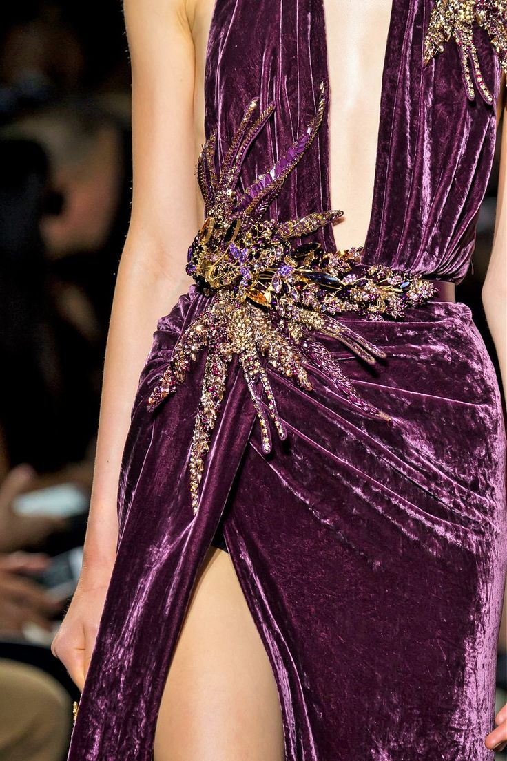 "midnight-charm: "" Elie Saab Fall / Winter 2016 Haute Couture """