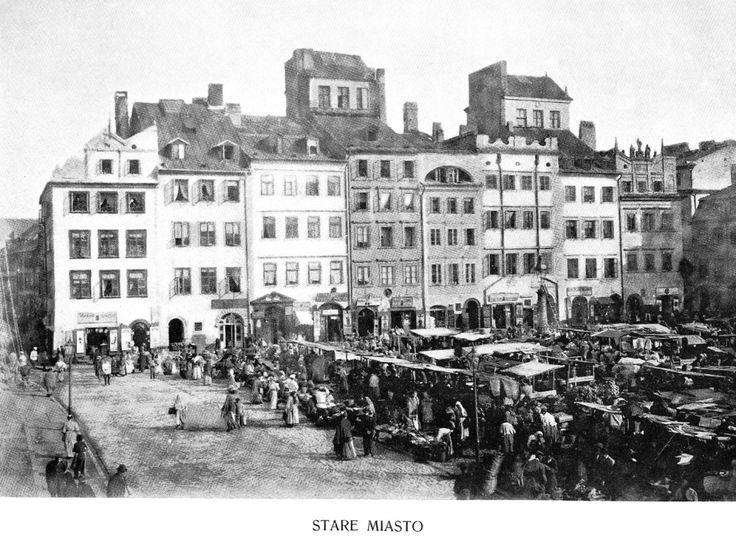 Widoki Warszawy - cały album z 1899 roku! - Joe Monster
