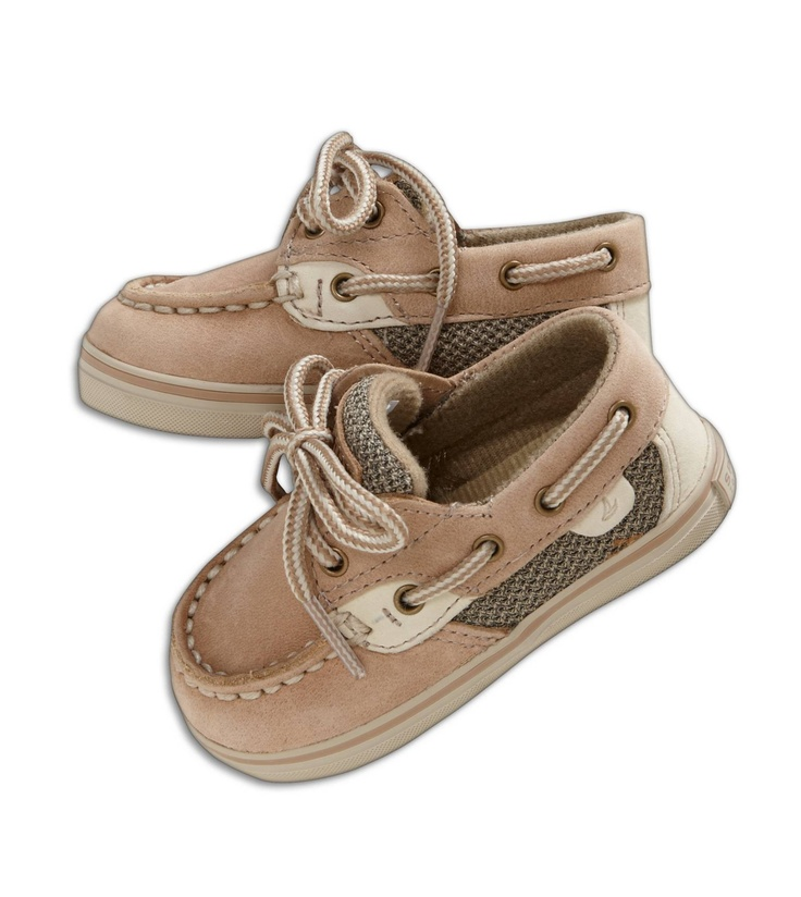 baby sperrys! I don't like sperrys but these are just way to cute