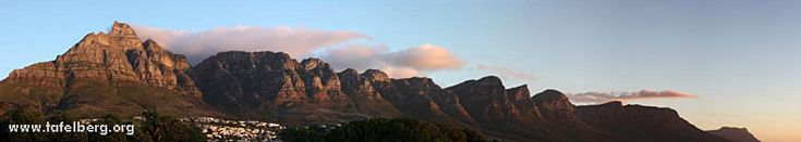 Table Mountain & Twelve Apostels