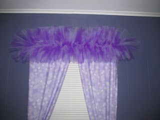 May your bobbin always be full......: Tutu Valance Tutorial