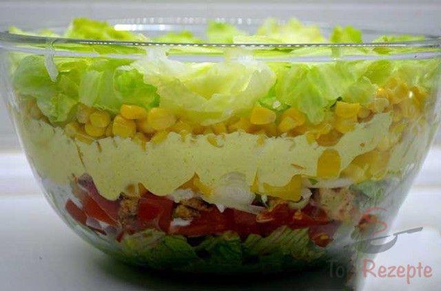 """Der Salat hat uns so geschmeckt. Mein Mann ist ein großer """"Fleischfresser"""", aber diesen Salat hat er fast alleine aufgegessen."""