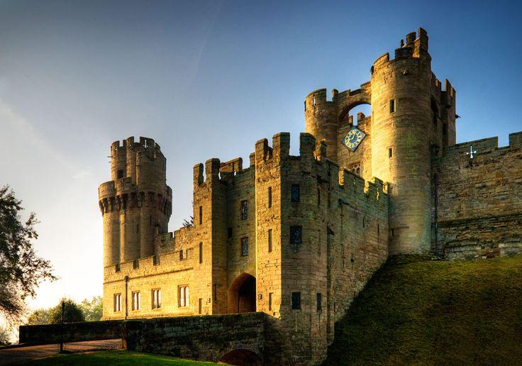 Castelos assombrados | <i>Crédito: Reprodução