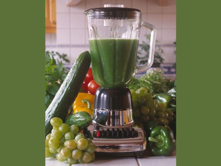 Grønnsakssmoothie