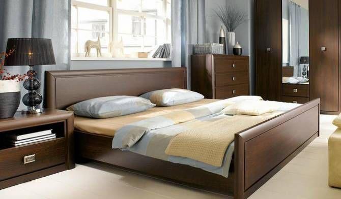 zostava KOEN_5 - spálňa