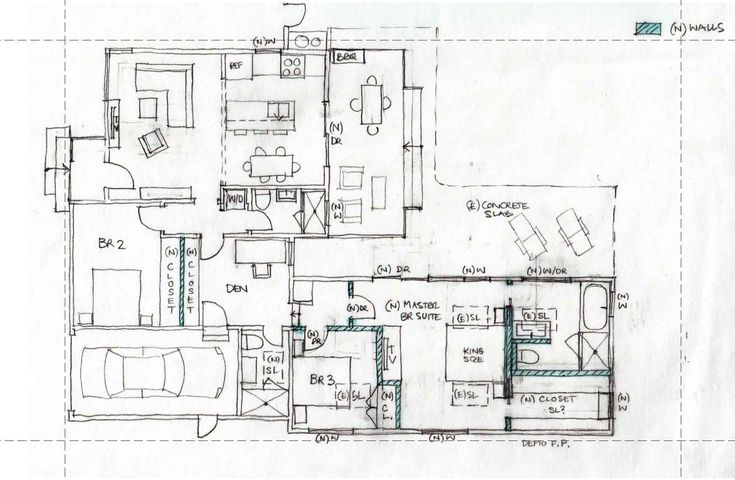 Design Easy Interior Design Sketches With 3D Interior Interior