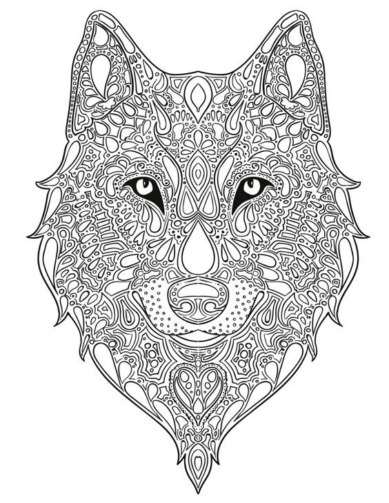 Coloring Is Meditative Heres A ColoringSheet Perfect