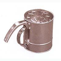 Stainless Steel Sifter.