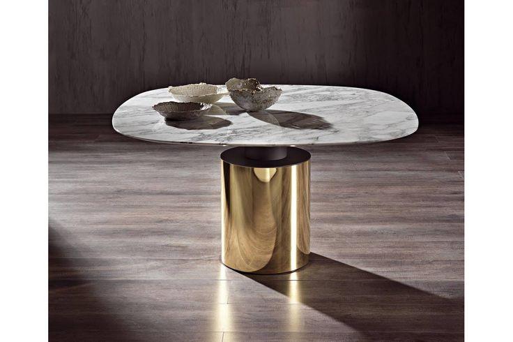 Creso Table by Lella & Massimo Vignelli for Acerbis