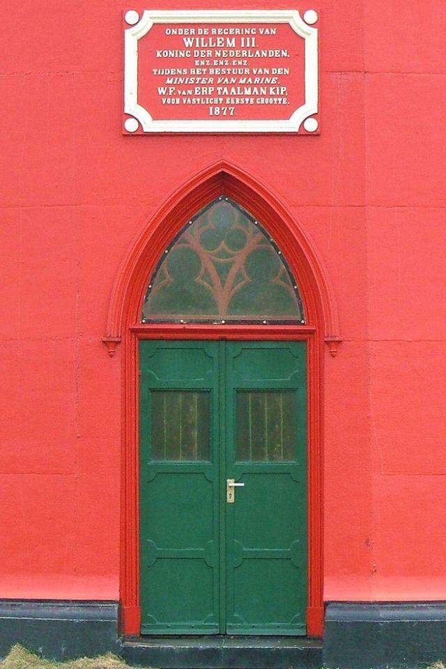 Door at Kijkduin Lighthouse Netherlands & 1003 best images about DOORS AND HANDLES on Pinterest | Wooden ... Pezcame.Com