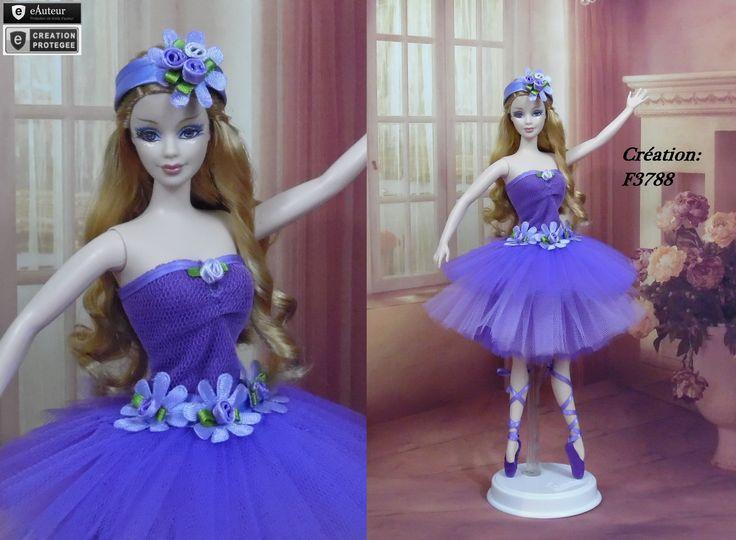 17 meilleures id es propos de barbie danseuse sur. Black Bedroom Furniture Sets. Home Design Ideas