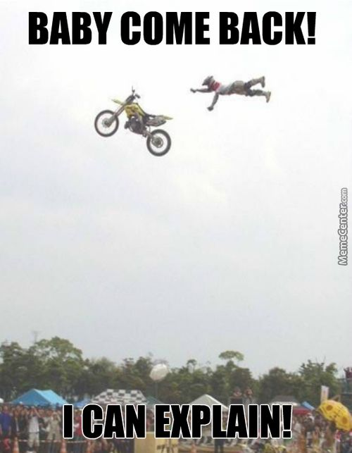 dirtbike memes - Google Search                                                                                                                                                                                 More