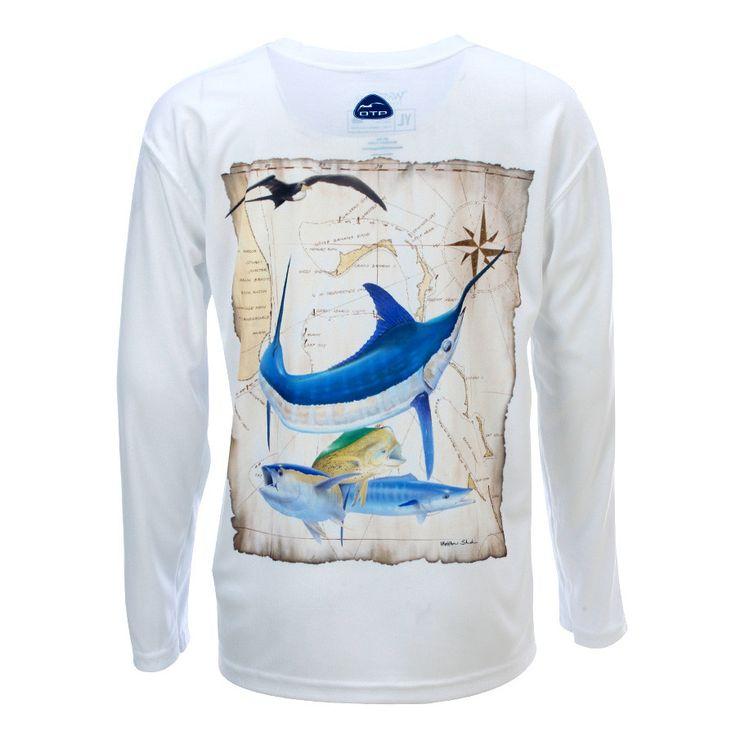 Youth OTP UV Shirt: NW Bahamas
