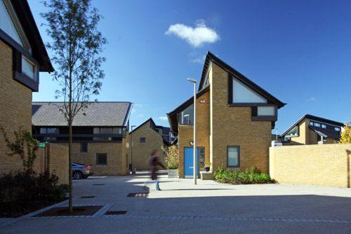 Richard Murphy Housing At Newhall, Harlow