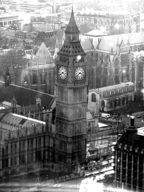Back in Time - London