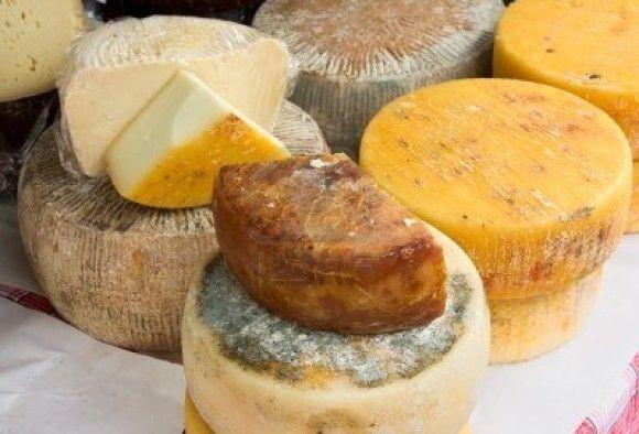 Italian Cheeses, Types of, List, Hard, Soft