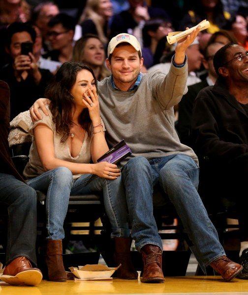 Mila Kunis et Ashton Kutcher se seraient mariés