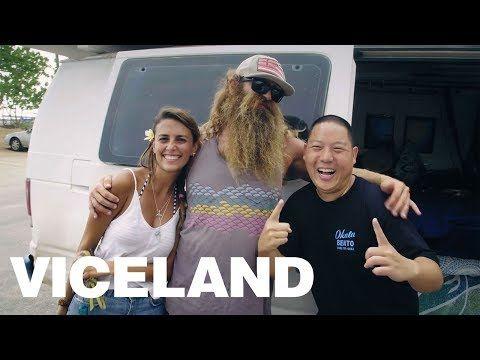 "Eddie Huang Kicks It Hawaiian Style with Nick ""Kickstand"" Masciangelo"