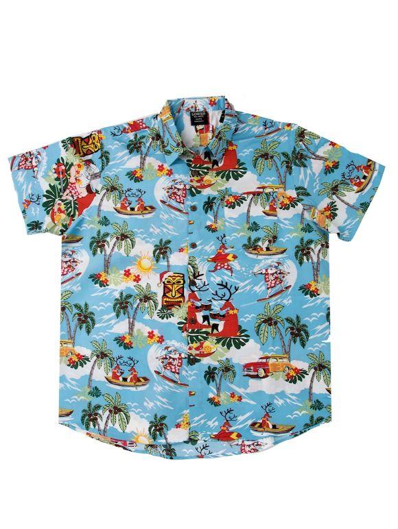 Lowes Christmas Hawaiian Shirt | Lowes | Online mens clothing ...