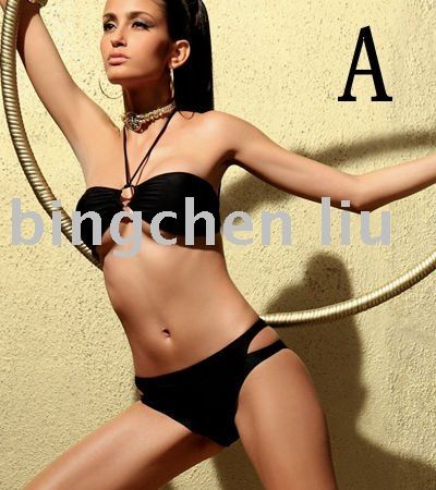 2011 New arrival! Free shipping sexy bikini, hot swimwear, woman ladies swimwear( MixedLot 1pack=12pieces) US $209.00 /lot (12 pieces/lot) Specifics Gender	Women Item Type	Bikinis Set Place of Origin	Beijing China (Mainland) Pattern Type	Solid Brand Name	lovely Material	Polyester Model Number	bikini  Click to Buy :http://goo.gl/t9O329