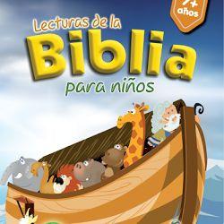 Libro: Lecturas de la Biblia para Ninos | Mundo Litografico | Online