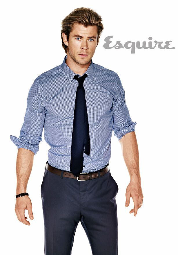 Chris Hemsworth, Whom You Know As Thor (But Is So Much ...