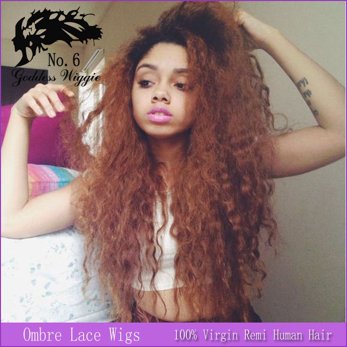 Astounding 1000 Images About Human Hair Ombre Lace Wig On Pinterest Short Hairstyles For Black Women Fulllsitofus