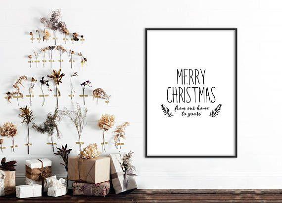 Sale Christmas Quotes Print Merry Christmas Print Christmas Wall Art Christmas Decor Holiday Christmas Quotes Printable Holiday Wall Art Christmas Prints