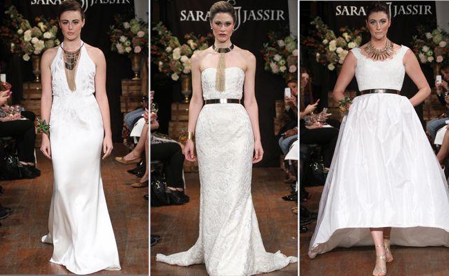 Sarah Jassir Wedding Dresses Fall 2015 | Courtesy Photos| Blog.theknot.com