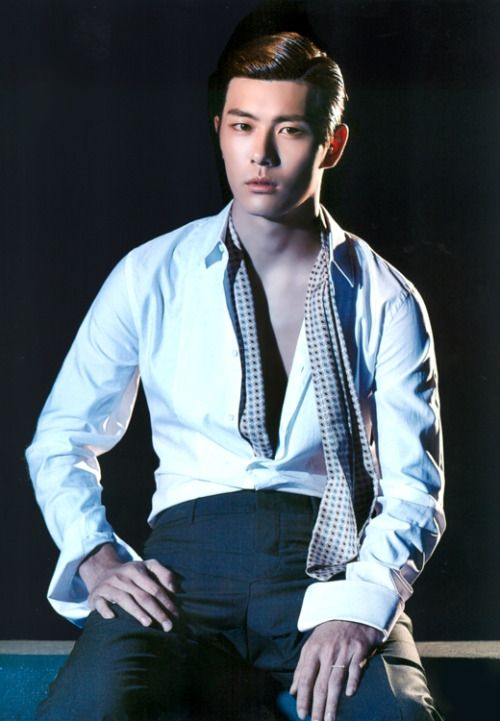 Noh Sung Ha | 노성하 | D.O.B 15/2/1985 (Aquarius)