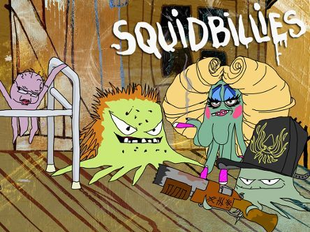 "images of squidbillies | ... Cuyler"" Dunny Kidrobot: Squidbillies Figure (3/25) *New MIB | eBay"