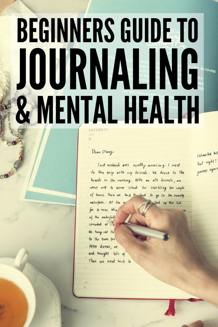 Journaling for Mental Health   Lots of great ideas to teach you how to start journaling for anxiety, depression, and other mental health challenges as well as for therapy and general self-care. Find out how to get started writing today, keep your thoughts and creativity flowing on the daily, and check out 15 of our favorite therapy journal prompts! #journal #journaling #journalprompts #writingprompts #anxiety #depression #mentalhealth