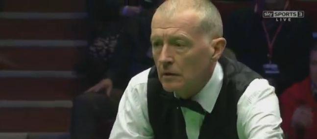 Snooker, my love: 2015 World Seniors Championship (Day 2) - Woaaah, we're half way there ...