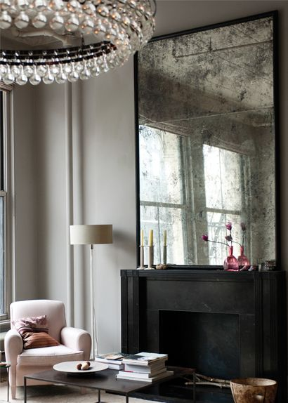 OCHRE mirrors contemporary furniture, lighting and accessories