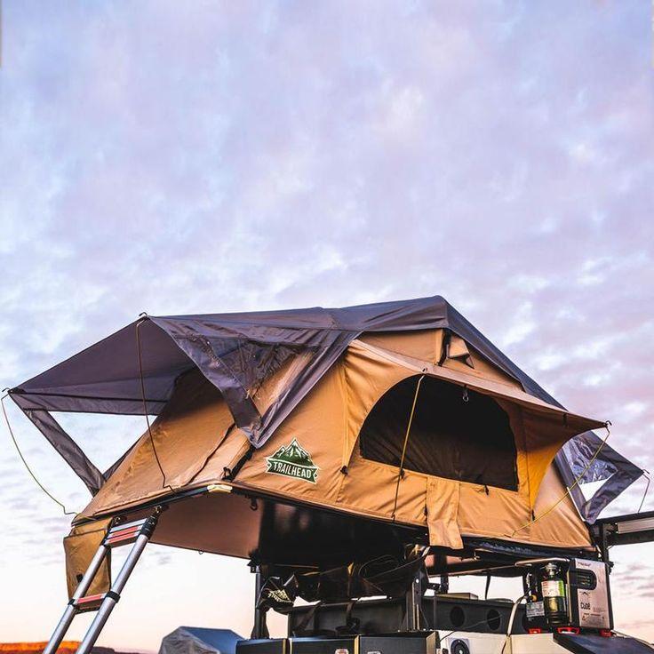 Tuff Stuff® TRAILHEAD™ Roof Top Tent, 2 Person in 2020