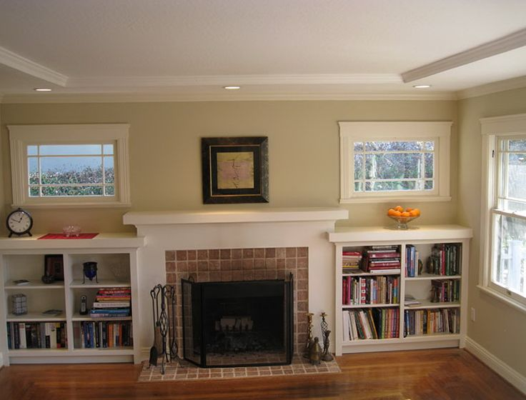 Living Room With Fireplace And Windows 132 best fireplace wall images on pinterest | fireplace windows