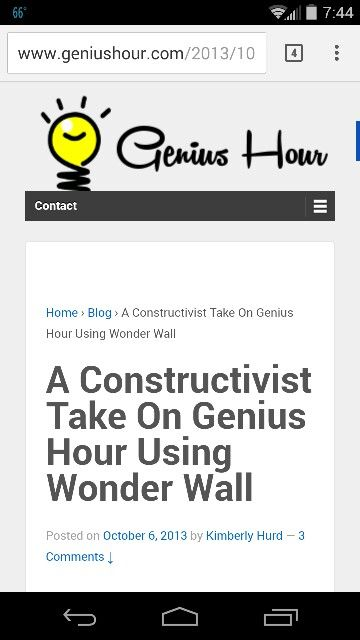 http://www.geniushour.com/2013/10/06/a-constructivist-take-on-genius-hour-using-wonder-wall/ 1st grade Math wonder wall Wednesday Inquiry